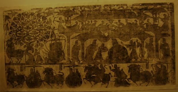 图6  鲁迅收藏的汉画像石拓片,北京鲁迅博物馆藏.jpg